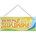 You are my Sunshine :  Glass Expressions