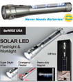 60369 Solar LED Flashlight & Worklight (60369)