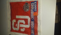 S U National Championship Flag 2003 (00628)  size:  17 by 17 inchs