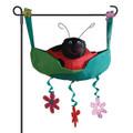 Smiley Ladybug : Garden Charms