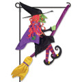 Winnie the Witch , Garden Charms Inflated