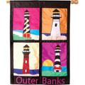This house flag 52649 has been discontinued. Try our new flag for 2015    57119 Outer Banks Lighthouses : Illuminated Flags.