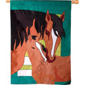 Mare and Foal (Horse) : Applique