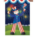 Uncle Sam's Big Day   :  Brilliance