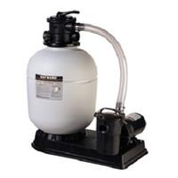 AB-Sand-Filter+Pump System S166T92STL #1396