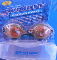 Swim Goggles with Case #1529
