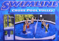 Cross Pool Volley Above Ground Pool #1650