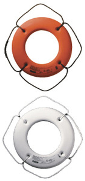 "Ring Buoy 24"" Hard Shell"