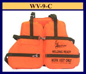 WV-9C Welder's Work Vest