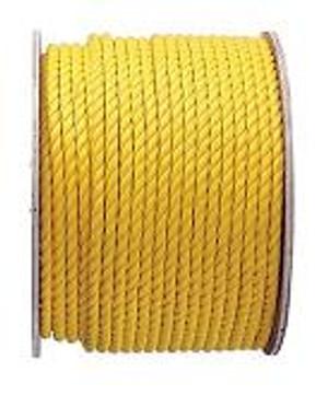 """3/8"""" Yellow Polypropolene 600' Reel"""