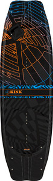 Kink with Torq Bindings CWB Wakeboard