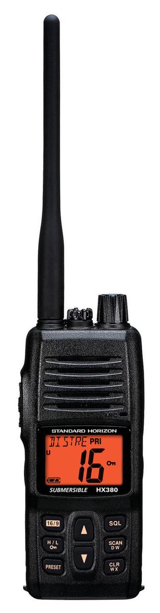 HX380 Handheld VHF Radio