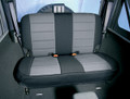 Neoprene Seat Cover Rear Gray