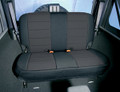 Neoprene Seat Cover Rear Black 47301
