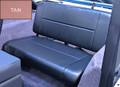 Standard Rear Seat Tan