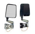LED MIRROR PAIR CHR DUAL F
