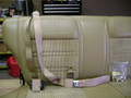 Seat Belt Shoulder Front 2nd FSJ