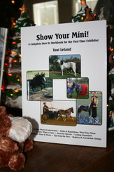 Book: SHOW YOUR MINI A Complete How-To Workbook for the First-Time Exhibitor