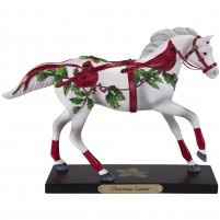 "Painted Ponies Collection ""Christmas Canter"""