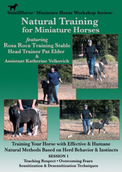 Natural Training for Miniature Horses DVD #1