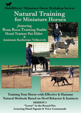 This is the final edition, #3, in the series of Natural Training. Be sure you have worked through each of the first two editions DVD courses to have the foundation for the advanced training in this last DVD of the series