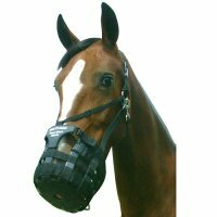 Best Friend Have a Heart Grazing Muzzle