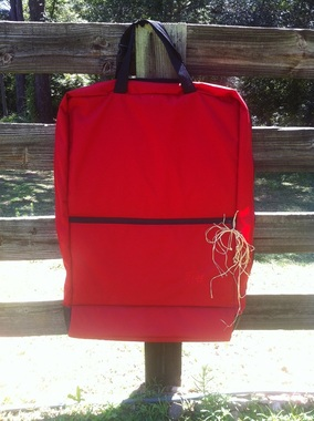 Beautiful 1000 Denier Deluxe Mini Driving Harness Bag