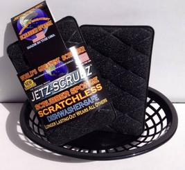 Jetz Scrubz Larger Size Scrubber Sponge Set