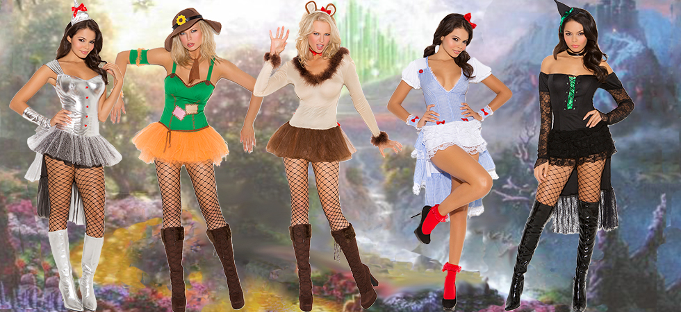 Costumes, Accessories and Footwear for Halloween!