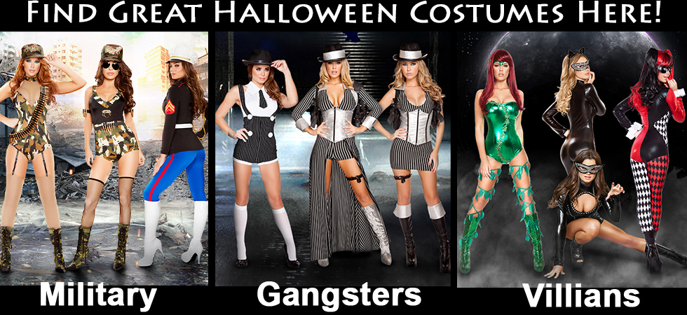 Great Halloween Costumes