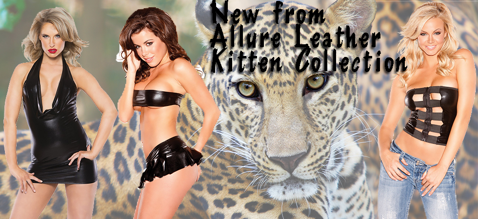 New Items from Allure Kitten Collection!