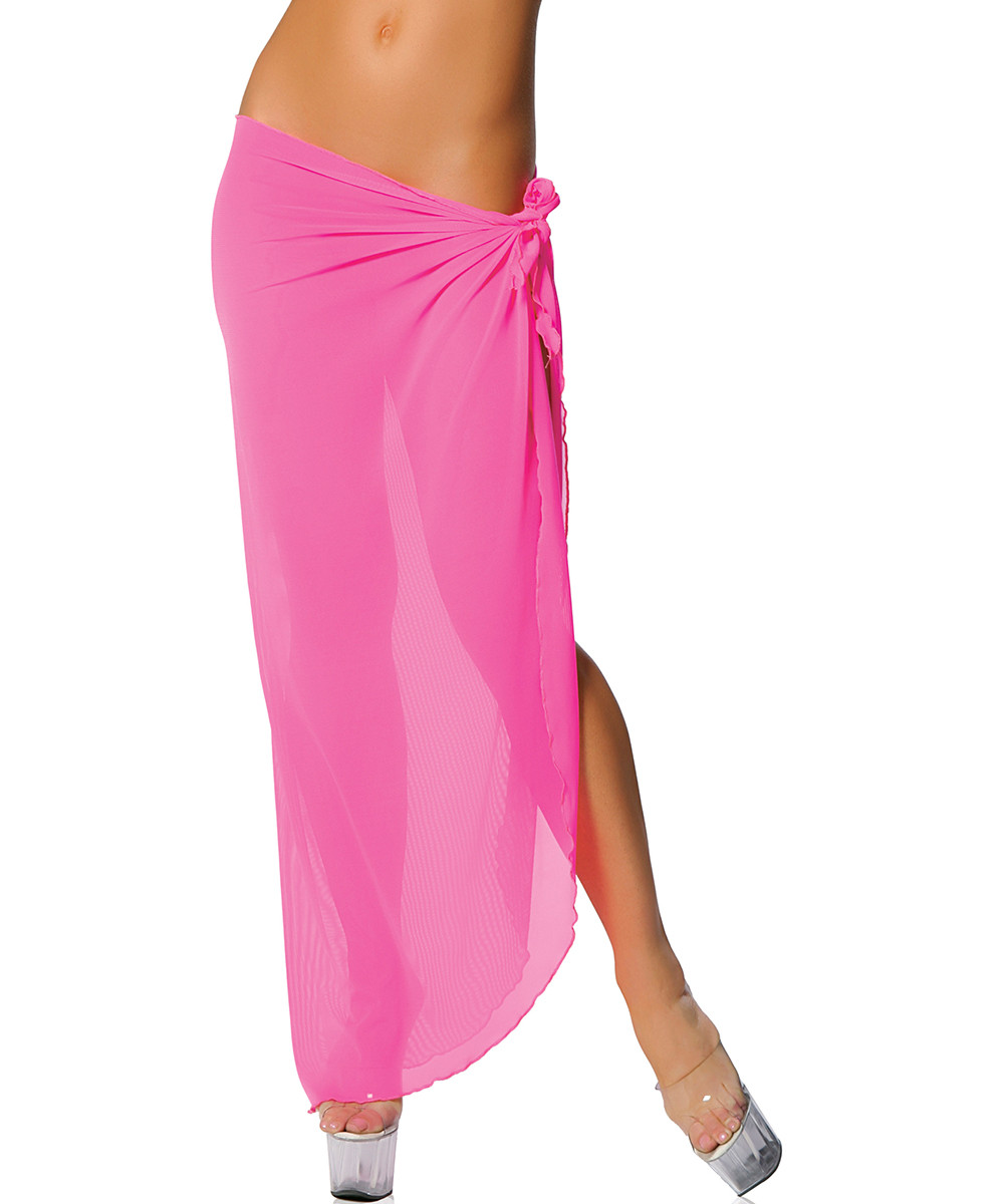 LONG Wrap - Hot Pink - Sold Separately