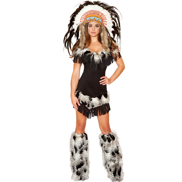 Cherokee Indian Princess Costume - Front -  © 2016 Roma Costumes, Inc.
