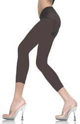 Capri Tights - BLACK