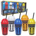 Doctor Who Dalek 16oz. Tumblers 5-Pack