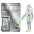 SDCC Exclusive Predator (Invisible) with Green Splatter ReAction 3 3/4-Inch Action Figure