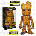 Guardians of the Galaxy Planet X Groot Premium Hikari Sofubi Vinyl Figure - EE Exclusive