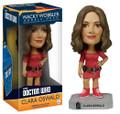 Doctor Who Clara Oswald Bobble Head Wacky Wobbler