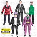 Batman Classic 1966 TV Series 8-Inch Action Figure Set of 5 - Entertainment Earth Exclusive