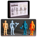 Masters of the Universe Prototype Action Figure 4-Pack - San Diego Comic-Con 2015 Exclusive