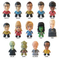 Star Trek No Man Has Gone Before Collection - Set of 4 Blind Box Figures