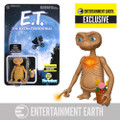 E.T. Glow-in-the-Dark Finger and Chest ReAction Action Figure - Entertainment Earth Exclusive