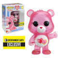 Care Bears Glitter Love-a-Lot Bear Pop! Figure EE Exclusive