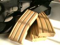 M4/M16 140 Round Magazine by ELITE FORCE Dark Earth