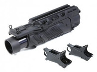 EGLM GRENADE LAUNCHER in Black Plus 1 Extra SHS 40mm 96rd shell