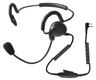 CQB-K Code Red Headsets for Kenwood (2-Pin) 2-way radios
