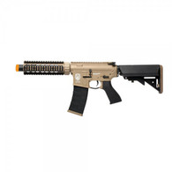 G&G GR4 CQB-S Mini AEG Rifle Tan/Black