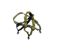 1 Point Vertex Bungee Tactical Sling Tan