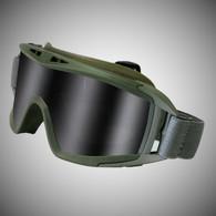 Tactical Crusader ProTac Goggle OD