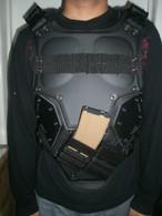 TF3 H Speed Tactical Vest Black
